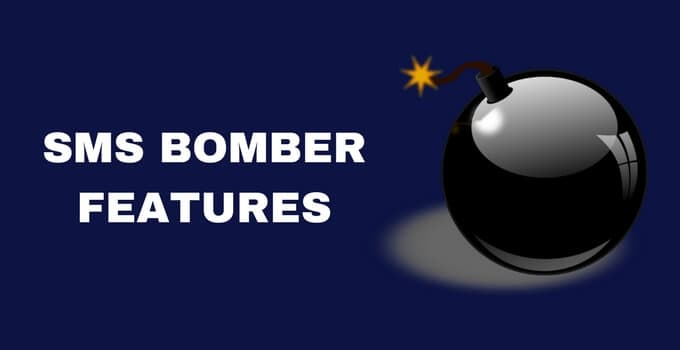 SMS BOMBER FEATURES